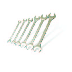 OPEN END WRENCH SET
